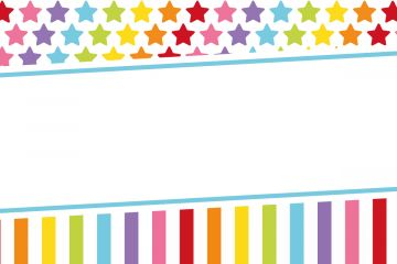 Rainbow Stars and Stripes