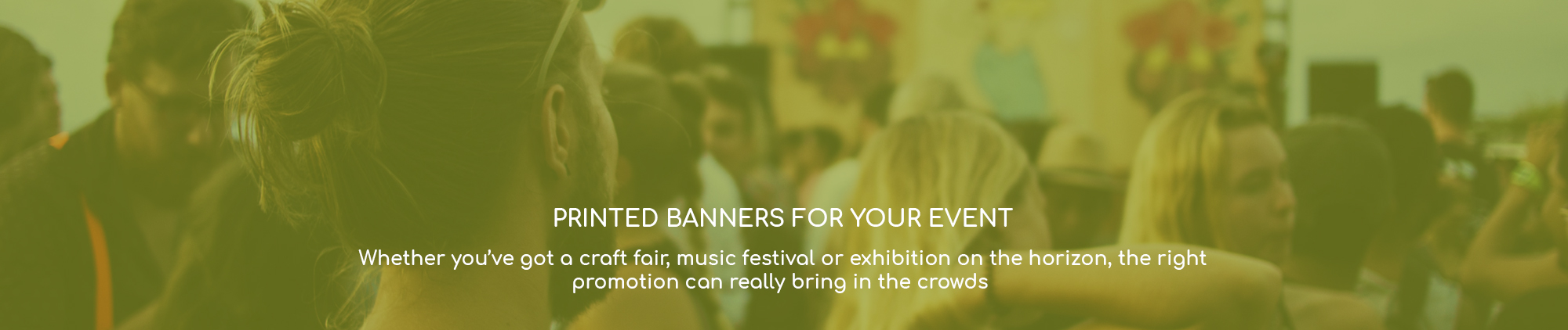 The Banner Hub - Eco Friendly Event Banners