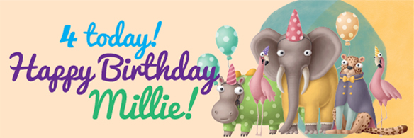 The Banner Hub - Birthday Banner Example