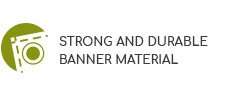 The Banner Hub - Strong and Durable Banner Material